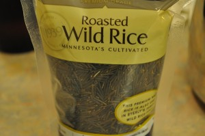 Wild Rice (from Minnesota)