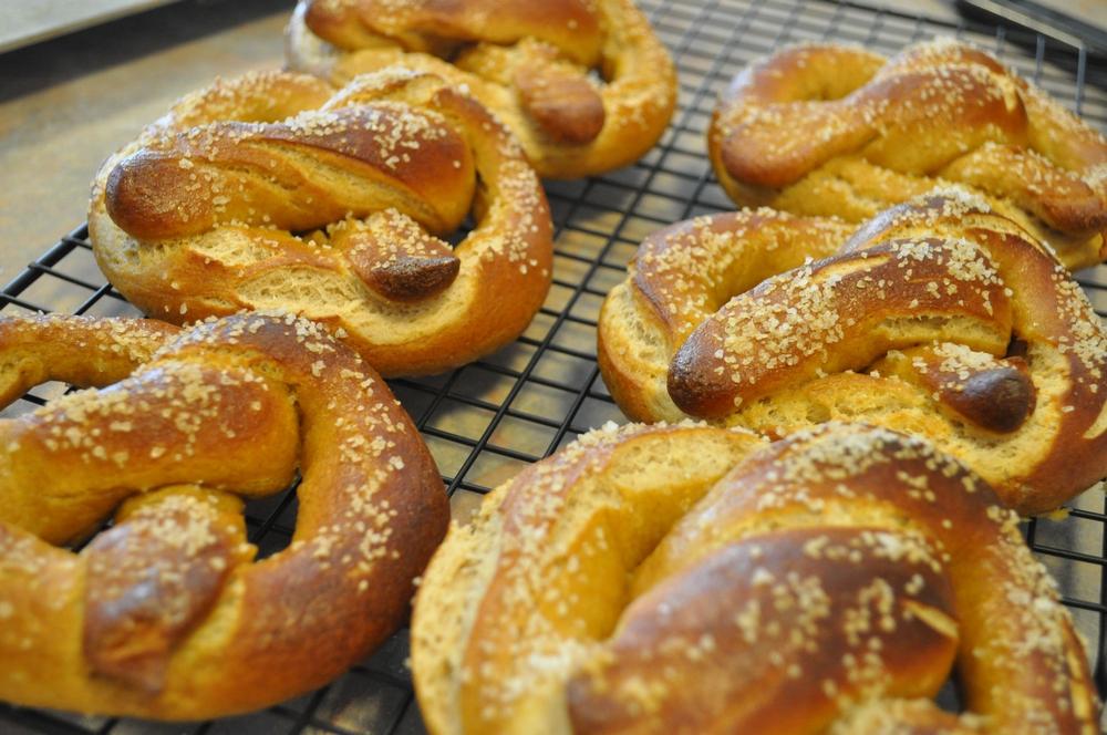 How to Make Soft Pretzels « EatLocal365