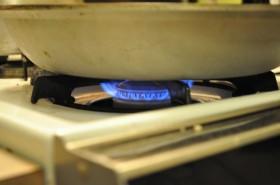 Medium-low flame