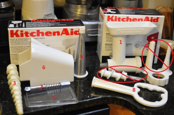 How To Set Up A Kitchenaid Food Mill Attachment 171 Eatlocal365
