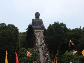 """Tian Tan (""""Big"""") Buddha"""