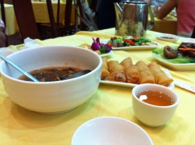 Po Lin Vegetarian Lunch